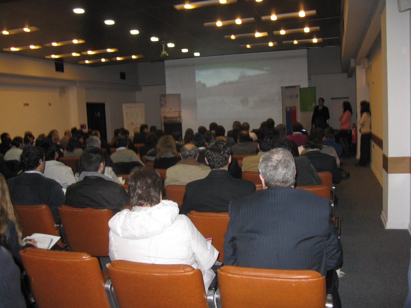 Taller de tAplik invited to Workshop with large mining companiesrabajo con grandes mineras